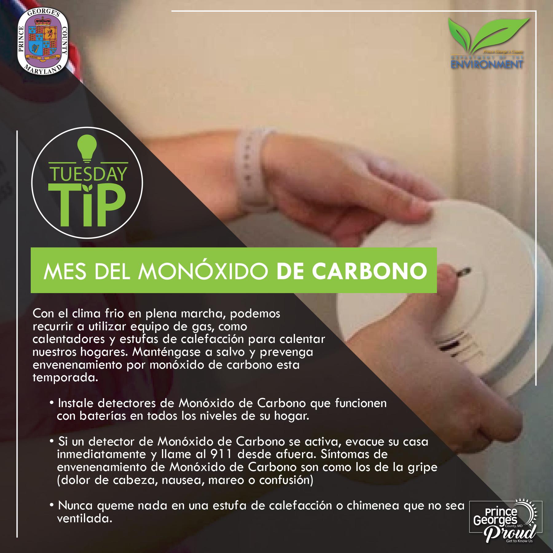 Tues tip 1.26.21 carbon monoxide sp