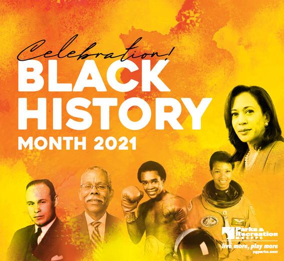 Parks Black History Month