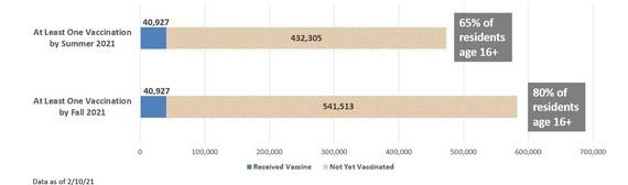 Vaccination Progress