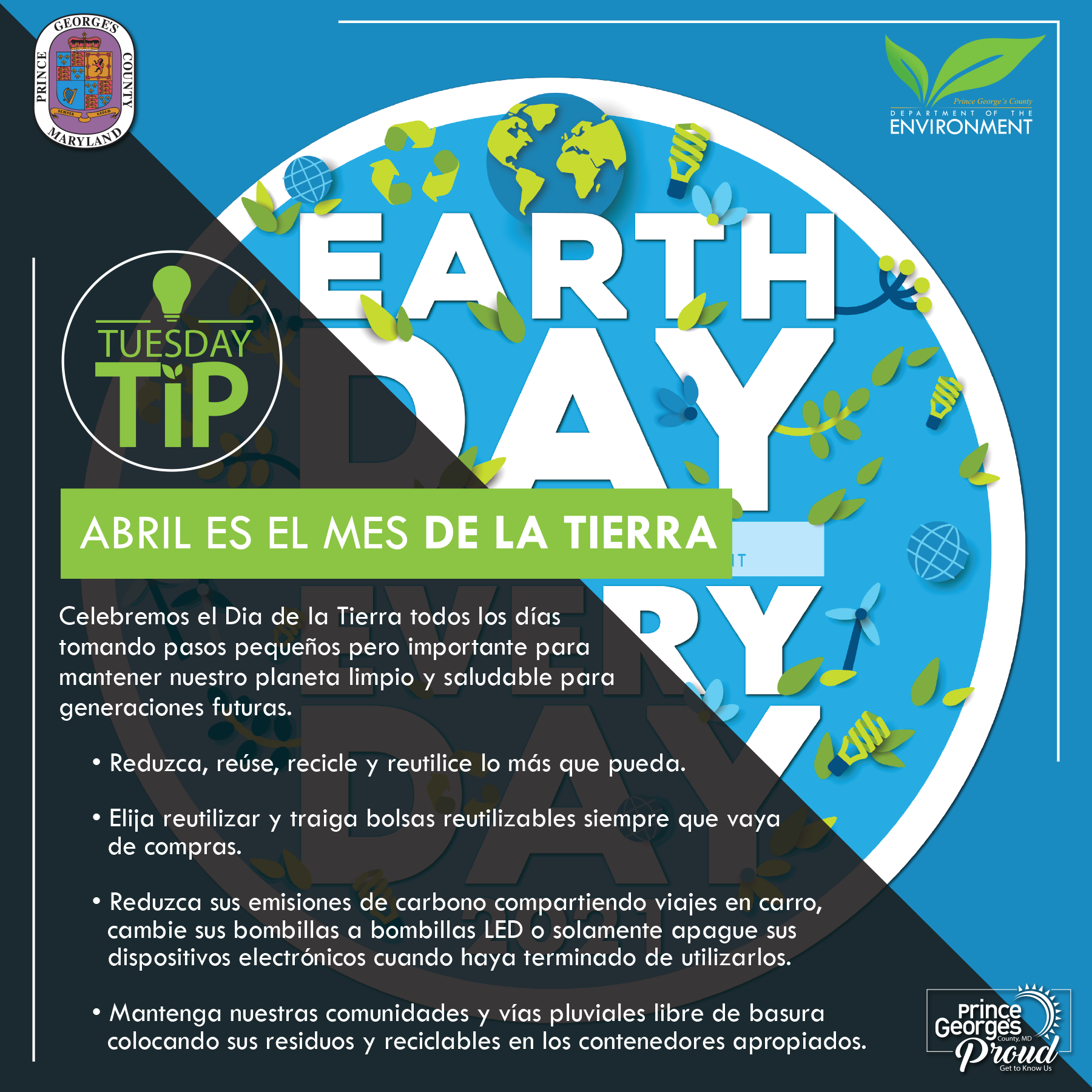 Tues Tip 3.30.21 Earth Month sp