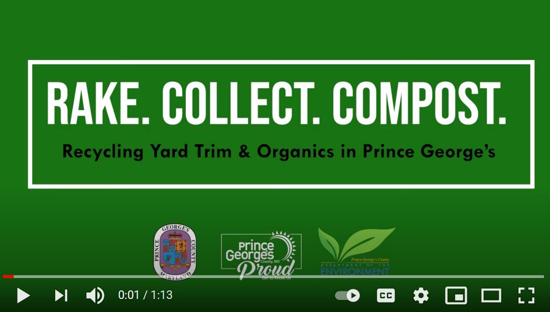 Recycling Yard Trim