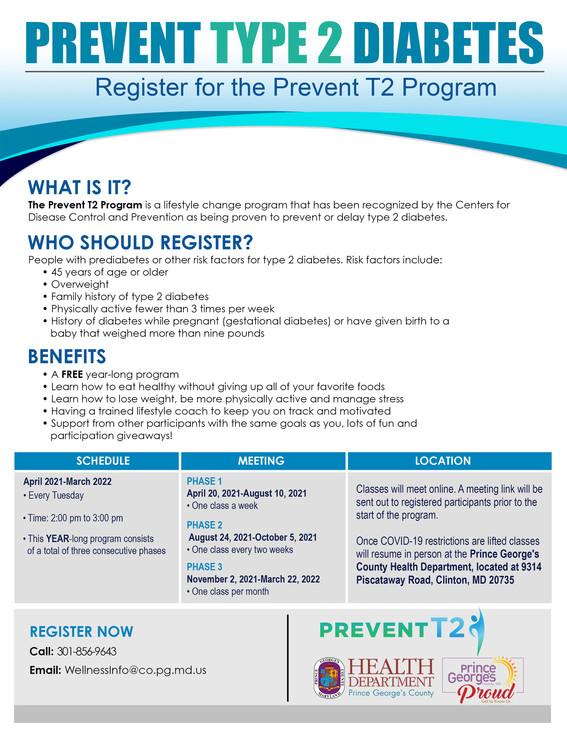 Type 2 Diabetes Prevention