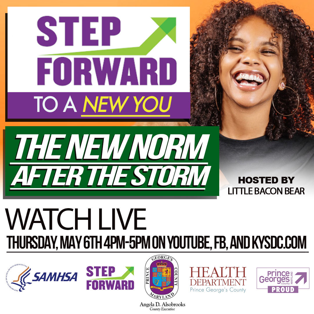 Step Forward to a New You