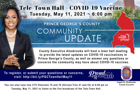 Vaccine Tele Town Hall