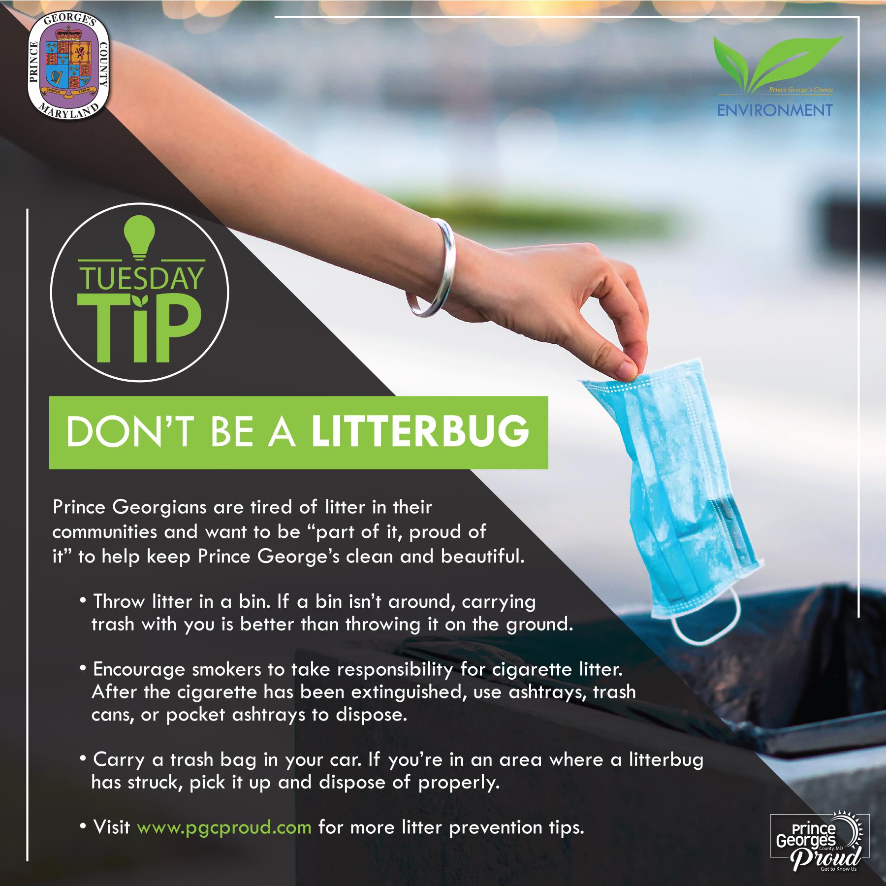 Tues Tip 6.15.21 litterbug eng