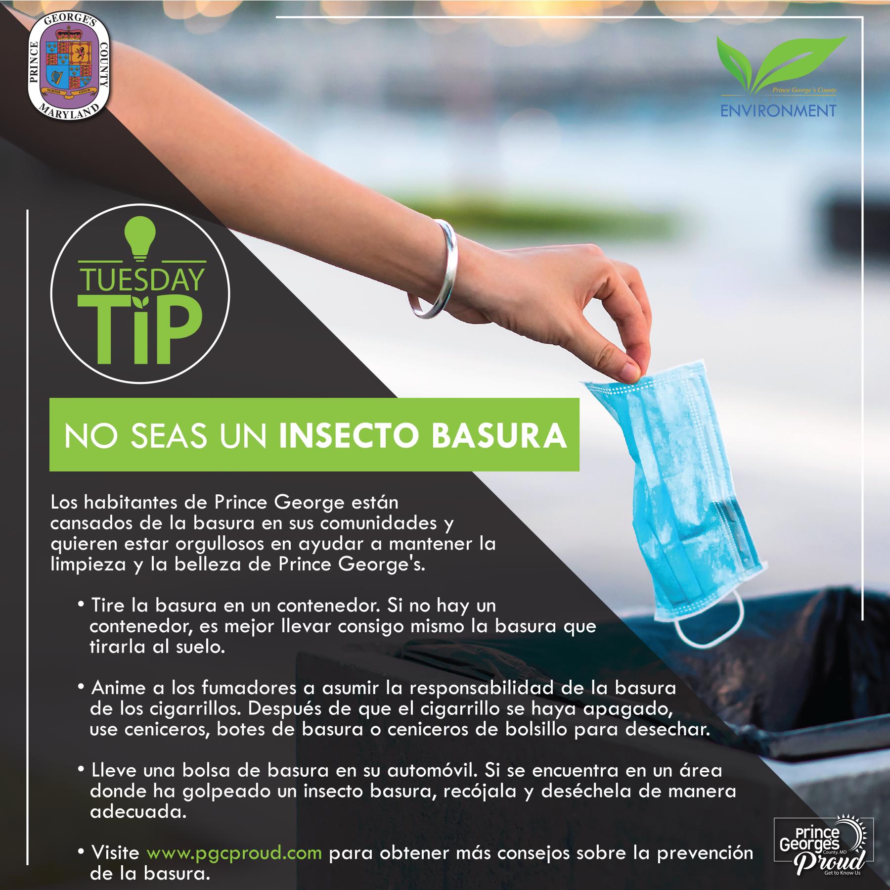 Tues Tip 6.15.21 litterbug sp