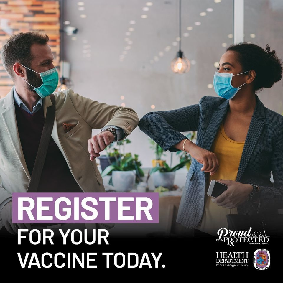 Register for Your Vaccine
