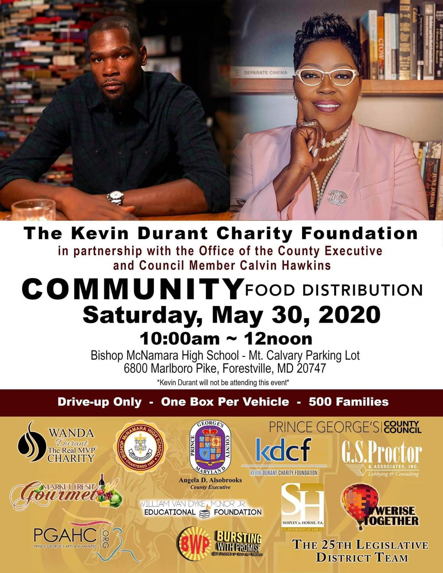 Durant Food Distribution5.30