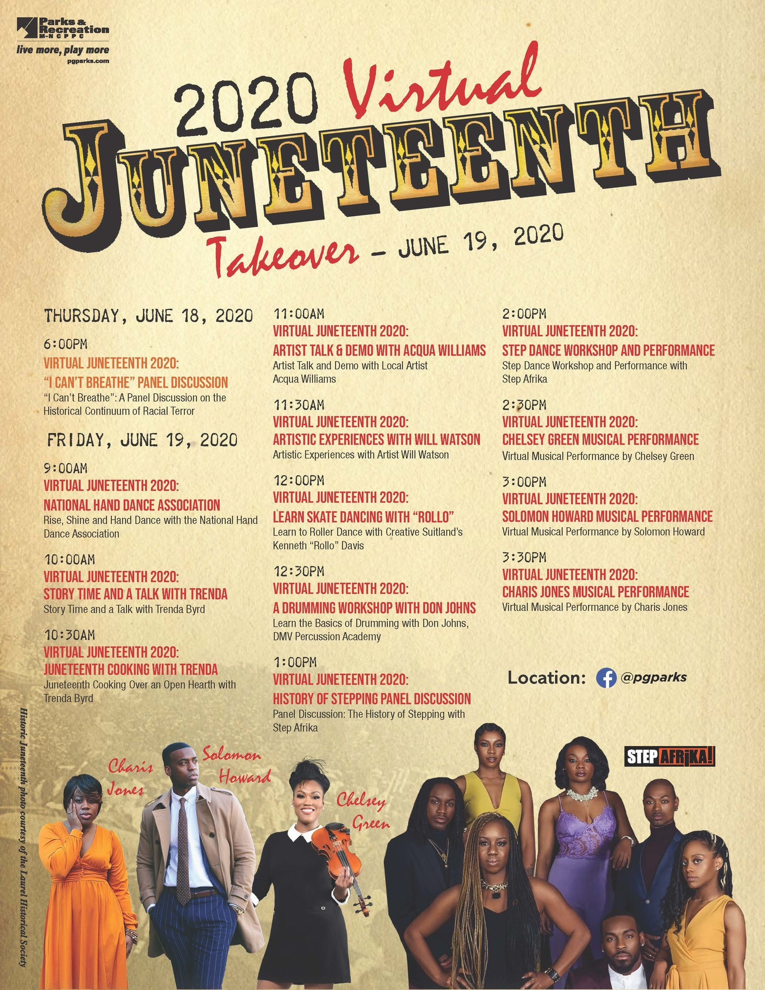 Juneteenth Celebrations