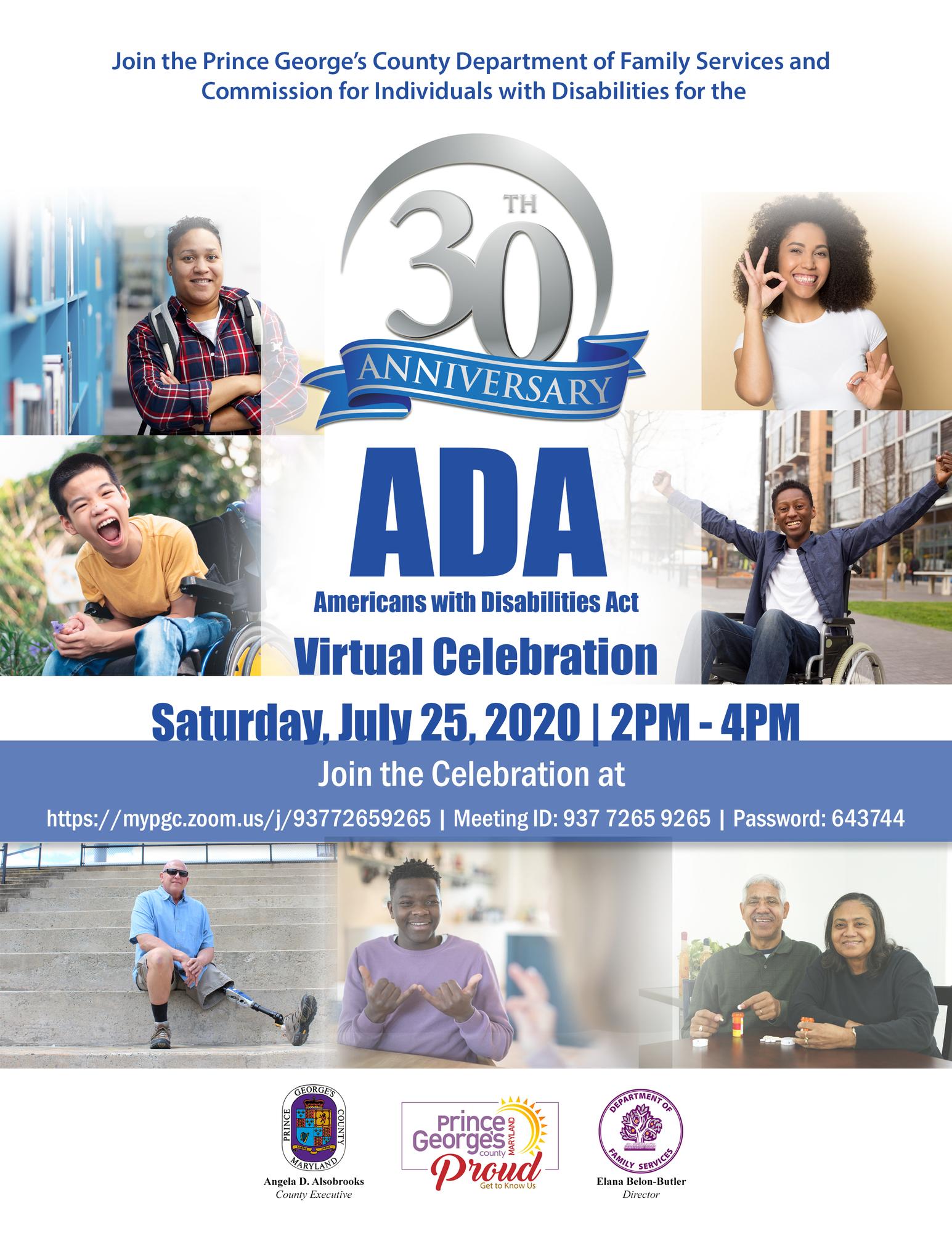 ADA Celebration