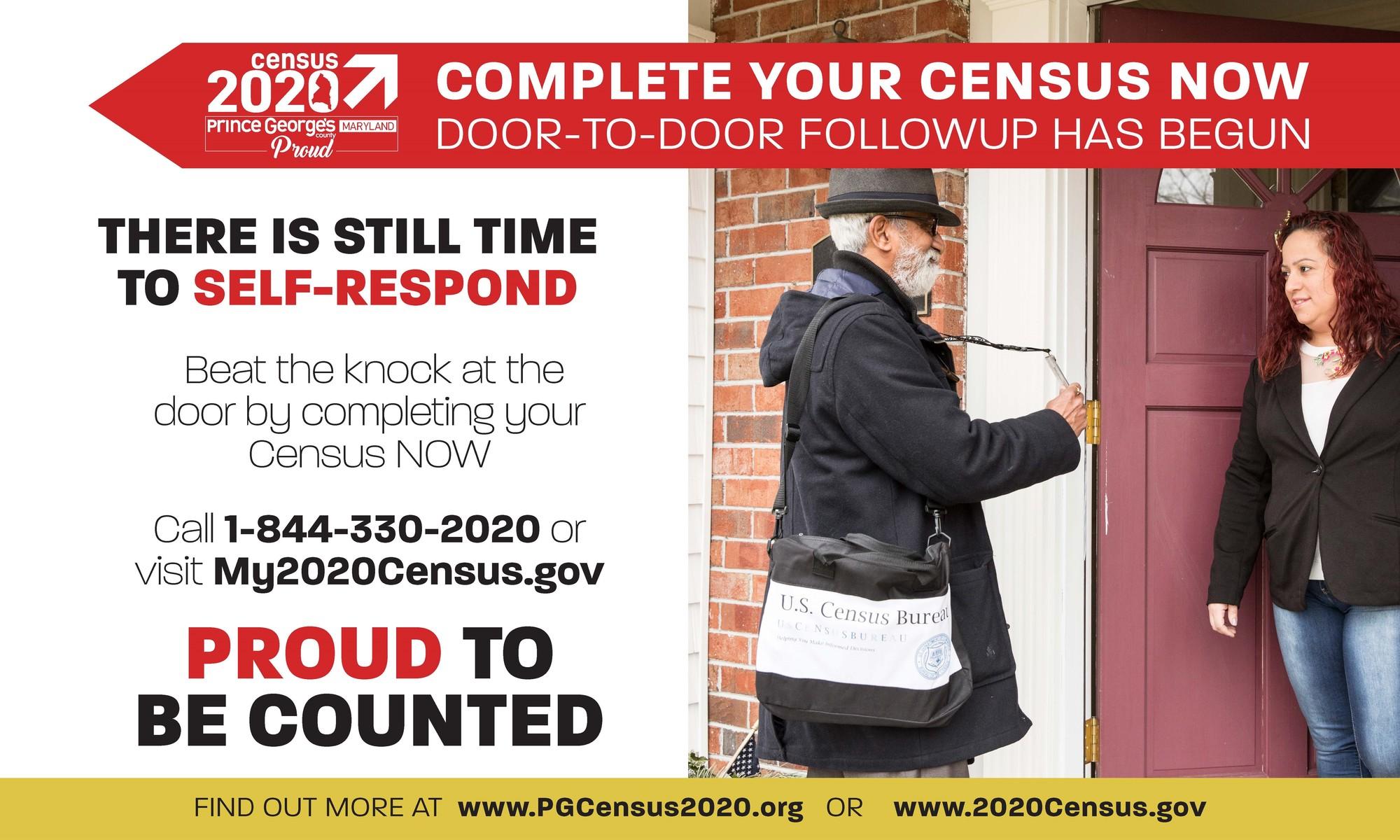 Census at Your Door