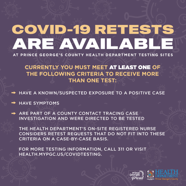 COVID Retest