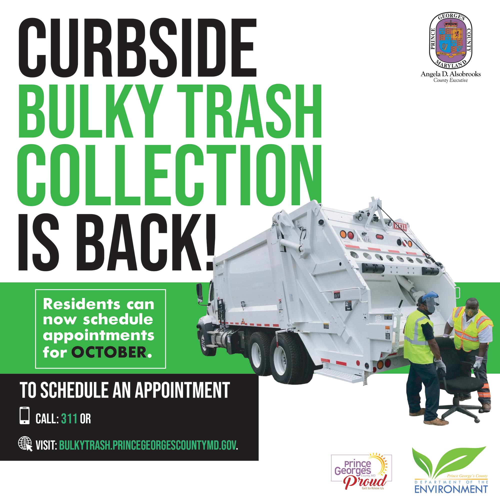 Bulky Trash Pickup