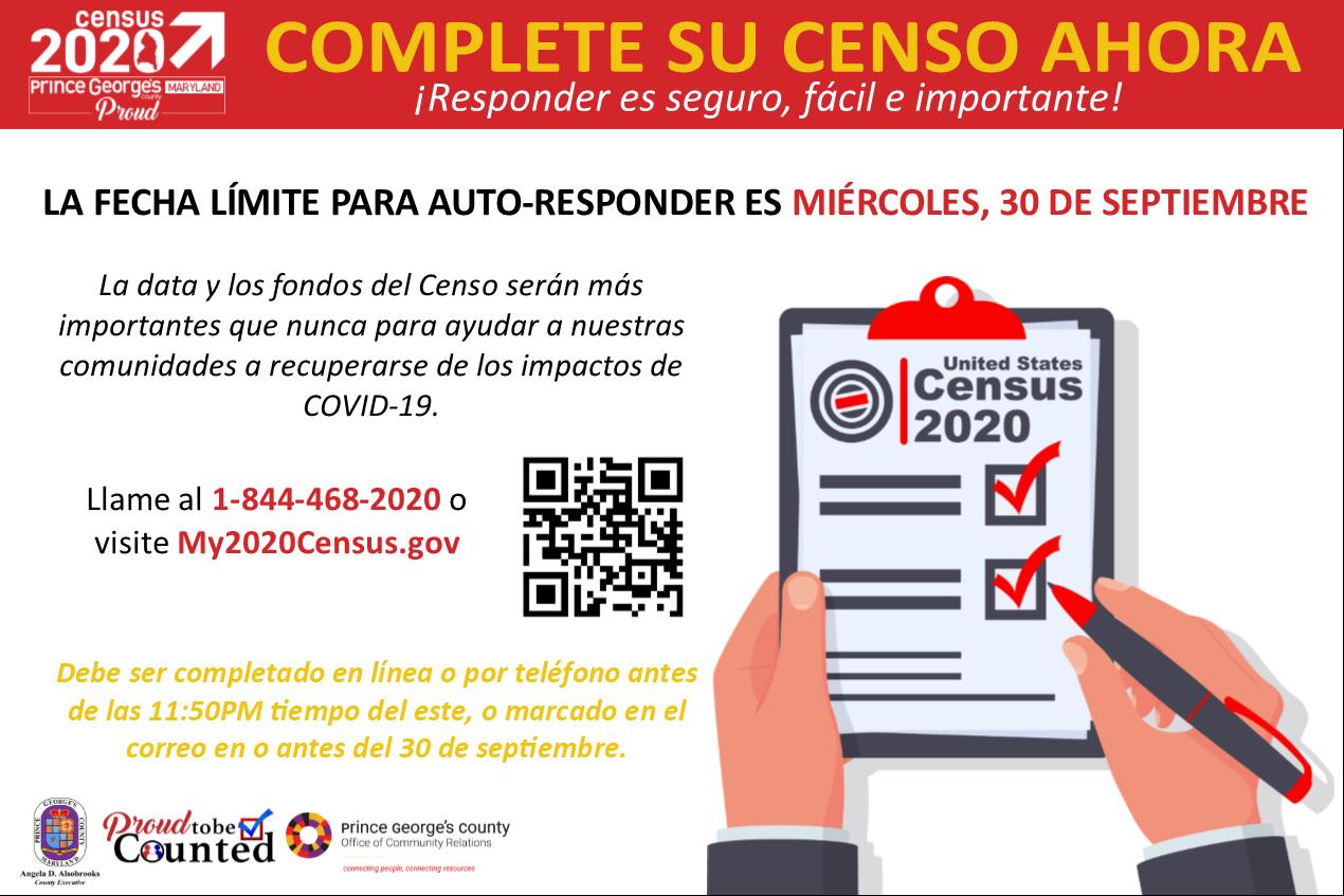 Census todaySpanish