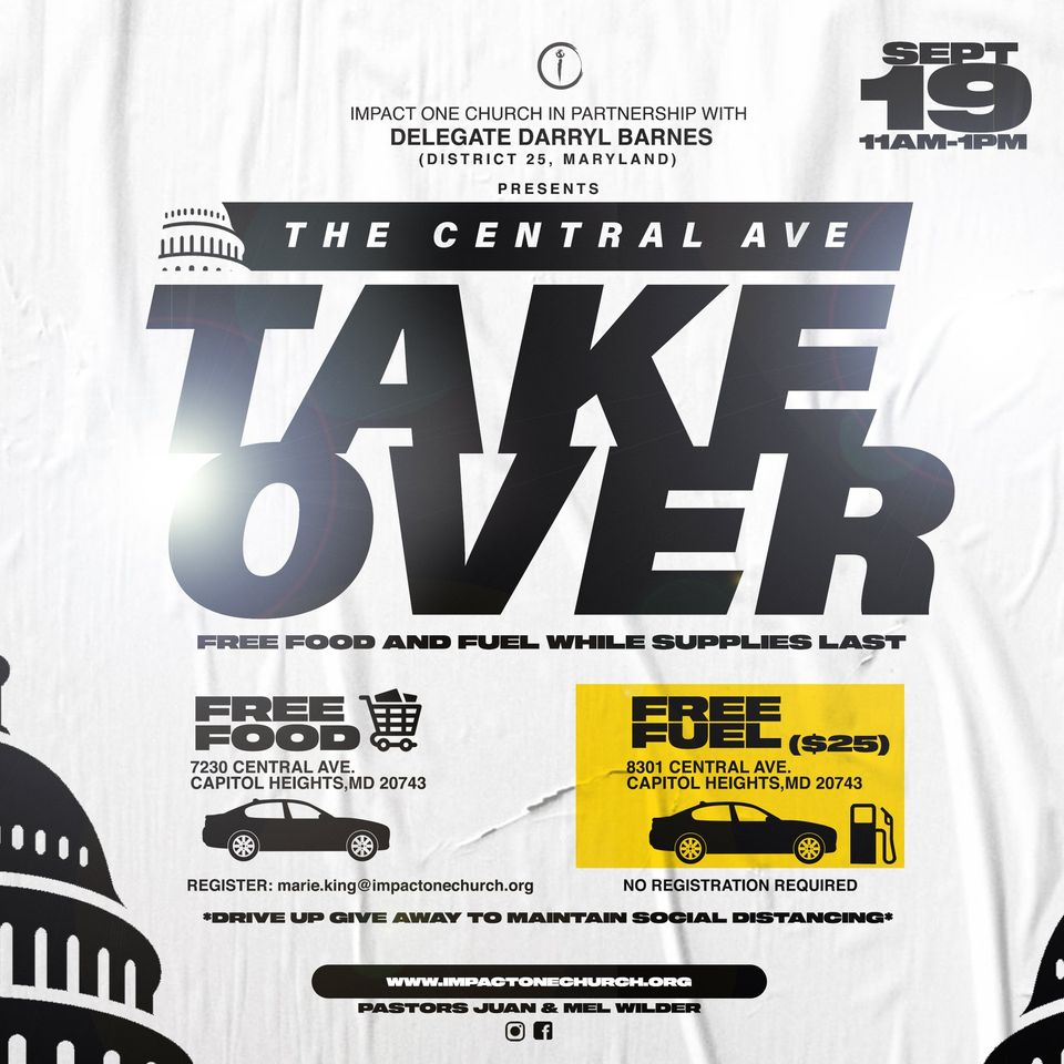 Central Ave Take Over 9.19