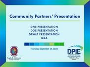 DavisCommunityPartnersPresentationSept20