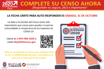 Census extended spanish