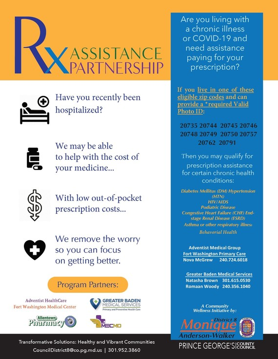 RX Pharmacy Assistance