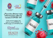 Covid vaccine spanish