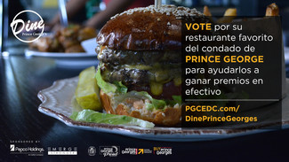Dine Prince George's Spanish