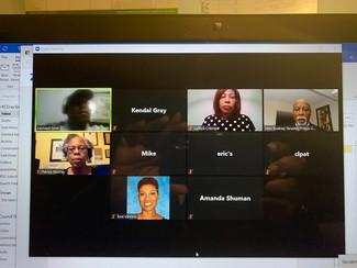 Suitland Revit. Group meeting