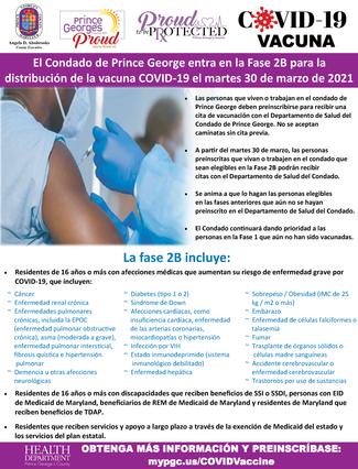 Vaccine Phase 2B Spanish