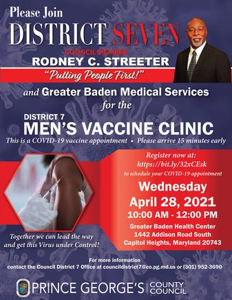 Vaccine in D7