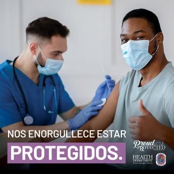 Vaccine message 1 Spanish