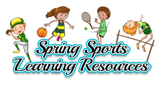 Spring Sports Learning Resources