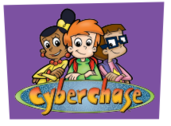 Image Cyberchase logo