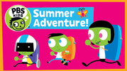 Image logo PBS KIDS Summer Adventures