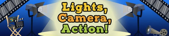 image Lights Camera Action