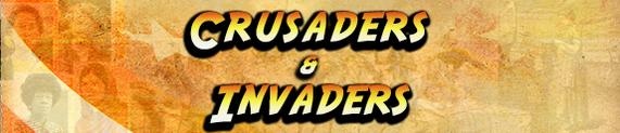 image crusader invader