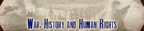 War History Final