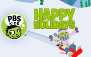 happy holidays from pbs kids