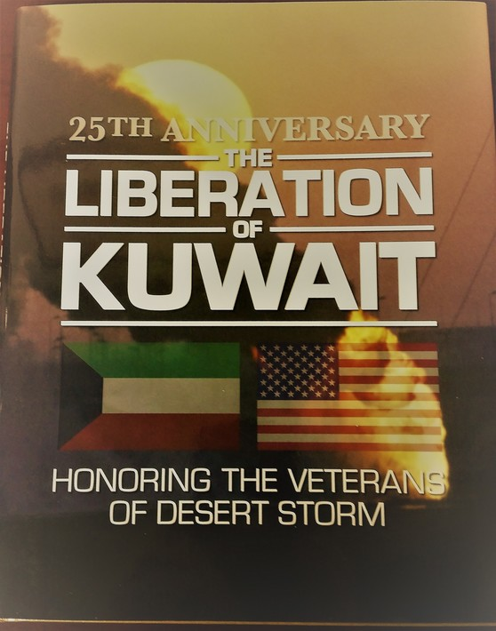 Desert Dtorm Book