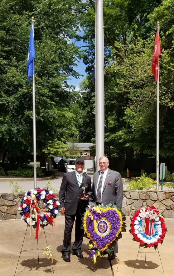Kenneth McKisset at Garrison Forest Cemetery