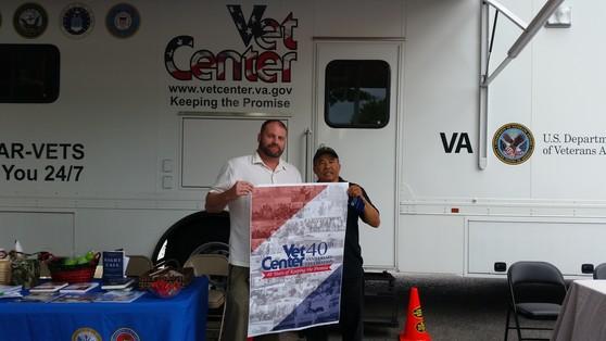 Vet Center Anniversary Photo