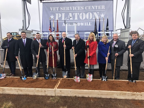 Goodwill Groundbreaking