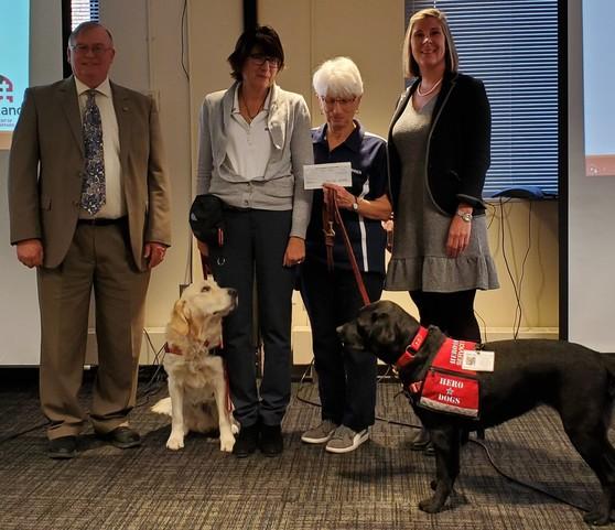 Hero Dogs Presentation