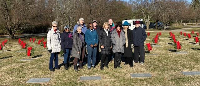 Bowie Senior Center Volunteers