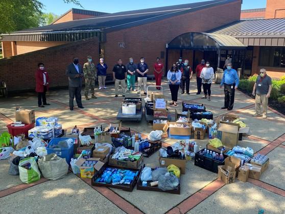 Charlotte Hall Donation
