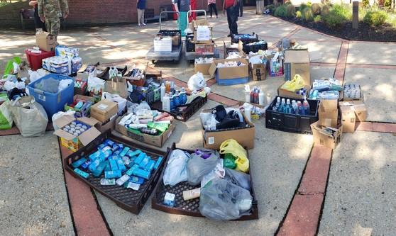 Charlotte Hall Donations