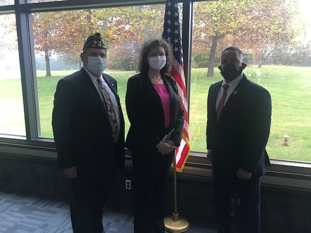 Crownsville Veterans Day Ceremony