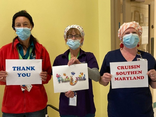 crusin southern maryland donation photo