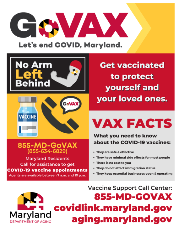 Vaccination Flier