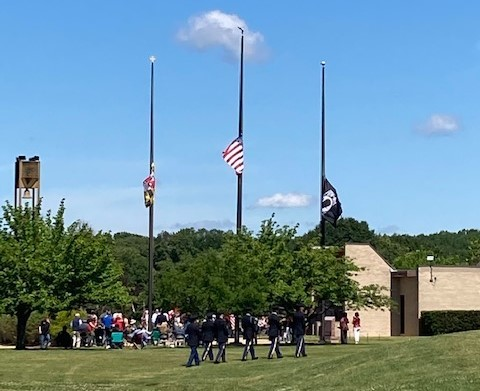 Crownsville Memorial Day Ceremony