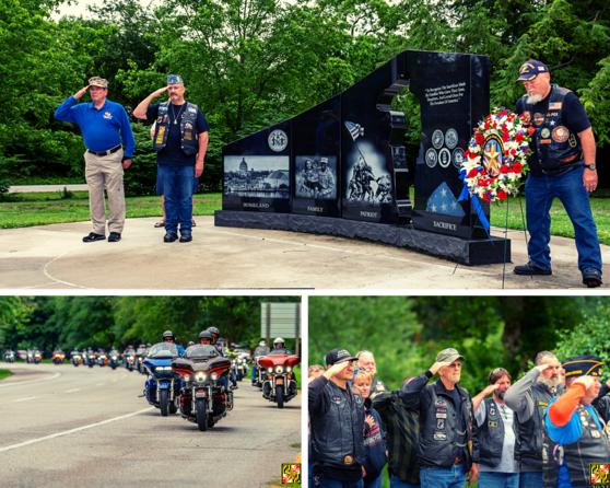American Legion Legacy Ride photo
