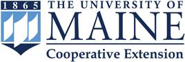 USDA / UMaine Extension Logo