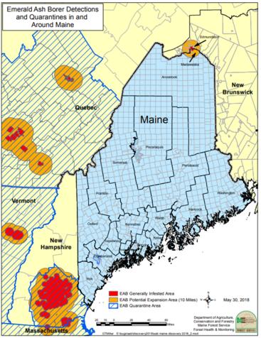 EAB Map